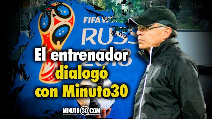 Juan Jose Pelaez analiza el grupo que le correspondio a Colombia en el Mundial