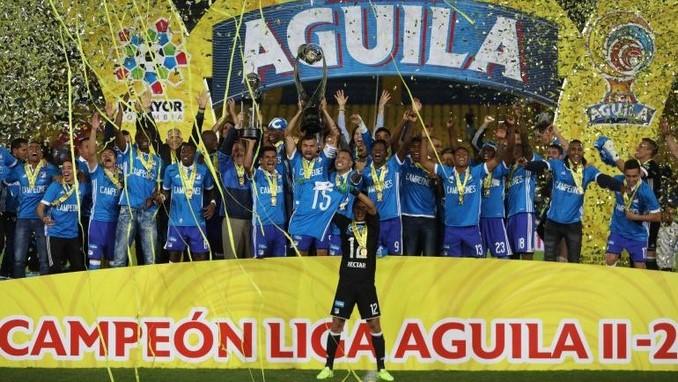Millonarios campeon Liga