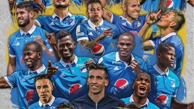 Presidente Fifa felicita Millonarios