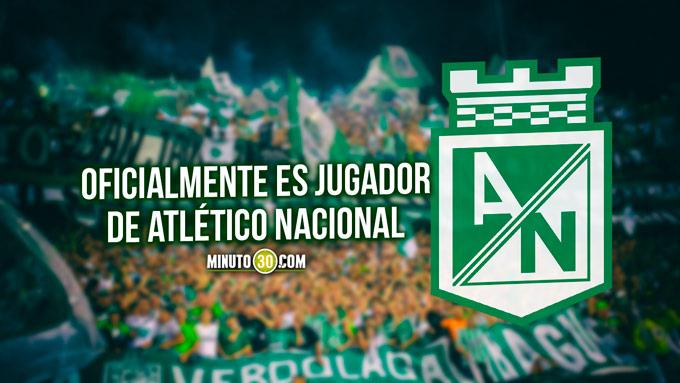 Refuerzo AtleticoNacional 2018 1