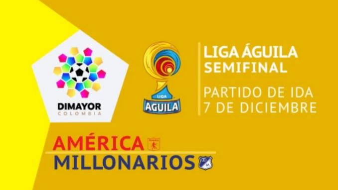 Semifinal Liga Aguila