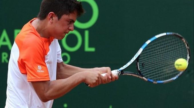 Tenista Sergio Luis Hernandez