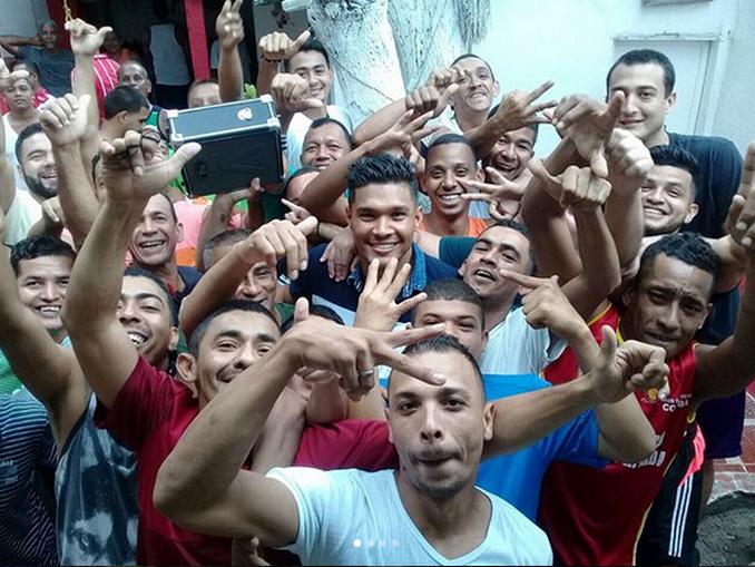 Teofilo Gutierrez reclusos Copiar