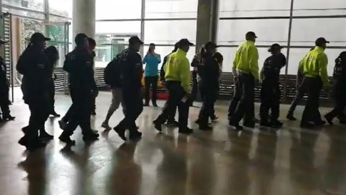 Desmantelaron banda criminal que se dedicaba al hurto en el Metro