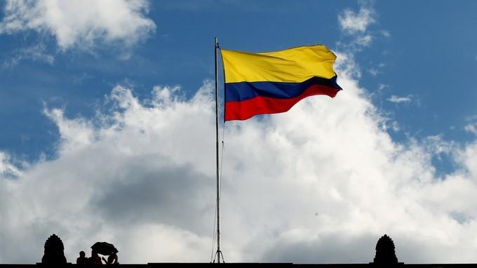 bandera colombia economia Copiar