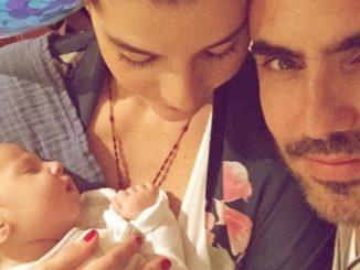 Carolina Cruz, Lincoln Palomeque y su hijo Matías/ Tomada de Instagram: @lincpal