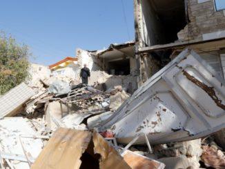 iran terremoto
