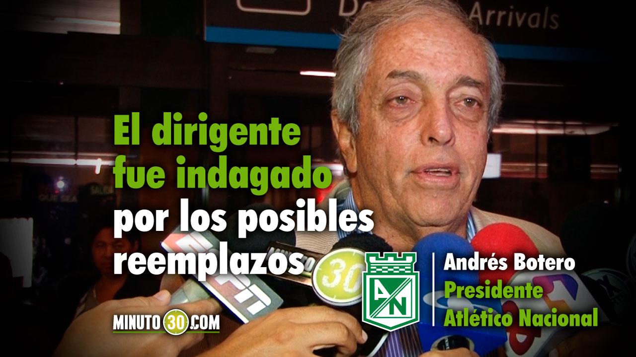 1280 Presidente de Atletico Nacional habla sobre la salida de Armani