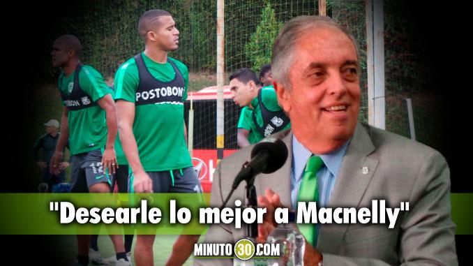 678 Andres Botero explico con claridad el caso de Macnelly Torres