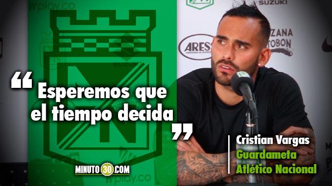 678 Cristian Vargas cuenta como ha asumido la llegada de Fernando Monetti