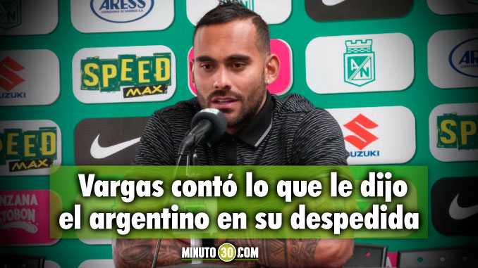 678 Franco Armani le dejo un mensaje a Cristian Vargas antes de irse hacia River Plate