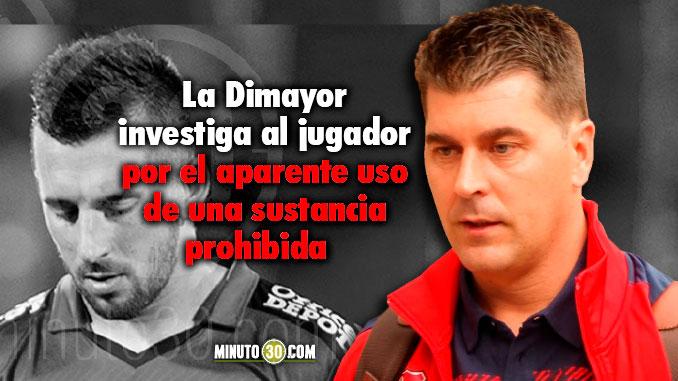 678 Ismael Rescalvo da conocer su posicion ante presunto dopaje de Santiago Echeverria