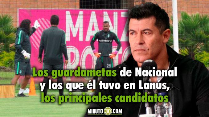 678 Jorge Almiron hablo sobre las opciones para reemplazar a Franco Armani