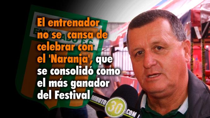 678 Jorge Betancur habla sobre el quinto t%C3%ADtulo de Envigado en el Ponyfutbol