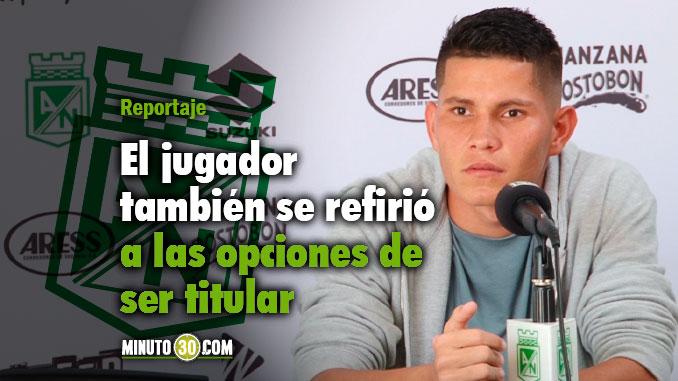 678 Jorman Campuzano habla del acoplamiento a sus nuevos companeros