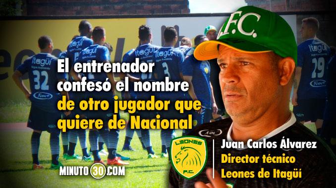 678 Juan Carlos Alvarez celebro la vinculacion de Juan Pablo Ramirez y Roger Lemus