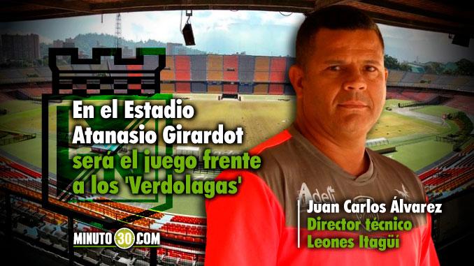 678 Juan Carlos Alvarez quien prepara juego ante Nacional entrego balance de pretemporada
