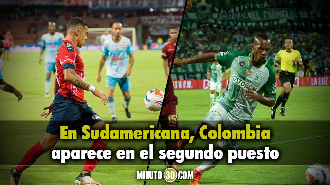 678 La Liga Colombiana es la sexta mejor del mundo segun la IFFHS