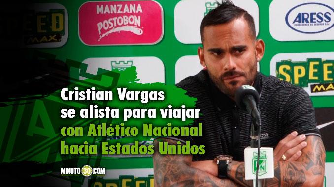 678 Le ha hablado Almiron a Vargas de la posibilidad de ser titular el guardameta responde
