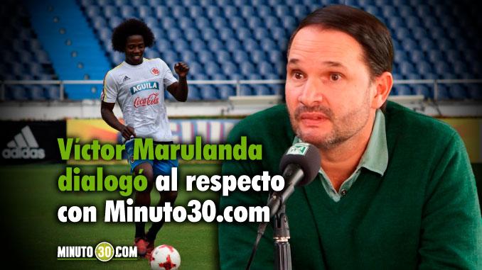 678 Podria llegar Carlos Sanchez a Atletico Nacional Marulanda responde
