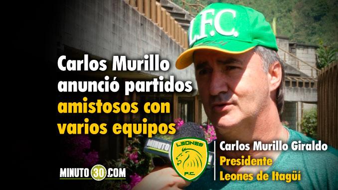 678 Presidente de Leones confirma acuerdo con Atletico Nacional para llegada de jugador