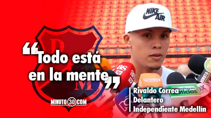 678 Rivaldo Correa preparado para el reto de reemplazar a Leonardo Castro