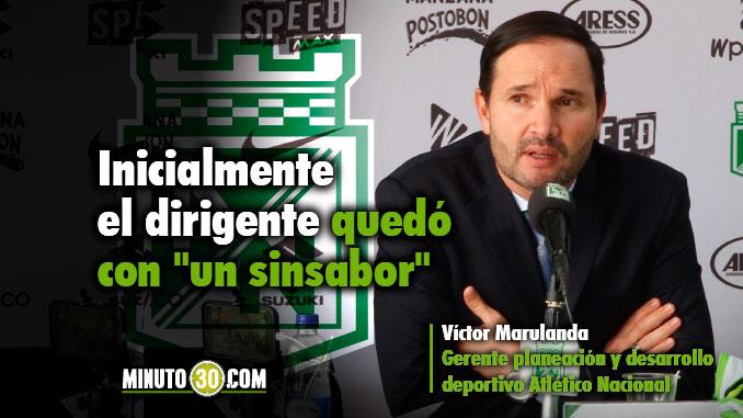678 V%C3%ADctor Marulanda conto infidencias de las primeras reuniones con Jorge Almiron
