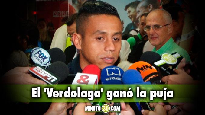 678 Vladimir Hernandez reconocio que Nacional y Junior se lo estaba peleando