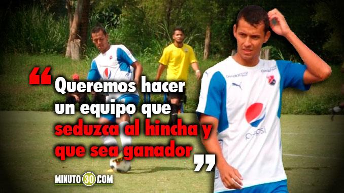 Andres Ricaurte conto que pretende el entrenador de el y habl%C3%B3 de la pretemporada