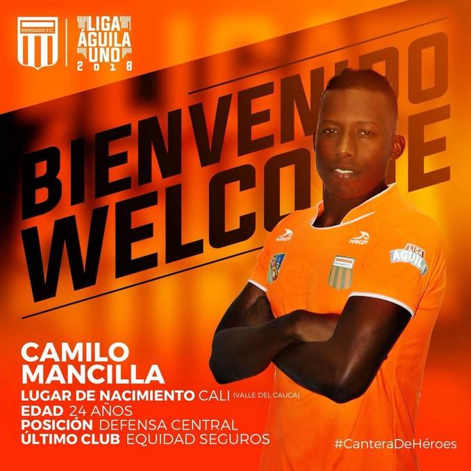 Camilo Mancilla Envigado