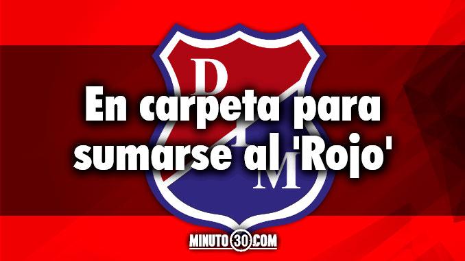 Dos jugadores suenan para llegar a Independiente Medell%C3%ADn
