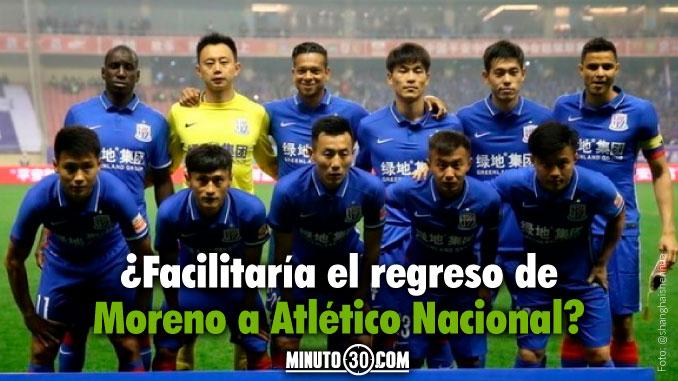 El equipo de Giovanni Moreno quiere contratar a Iniesta