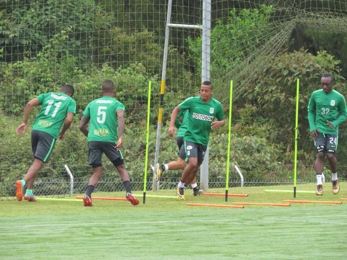 Entrenamiento Atletico Nacional 3
