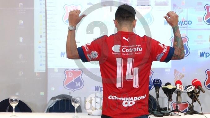German Ezequiel Cano Independiente Medellin 10