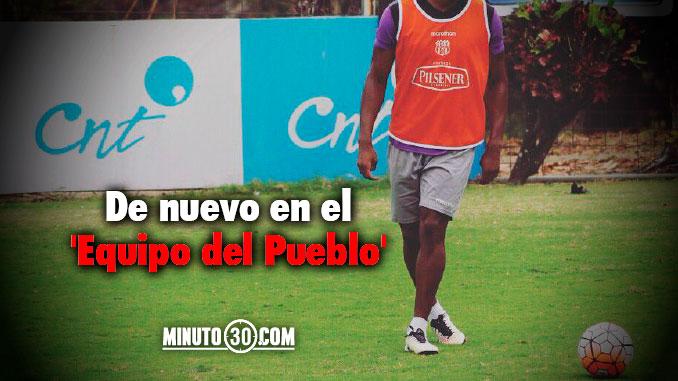 Independiente Medell%C3%ADn confirm%C3%B3 el regreso de Mena