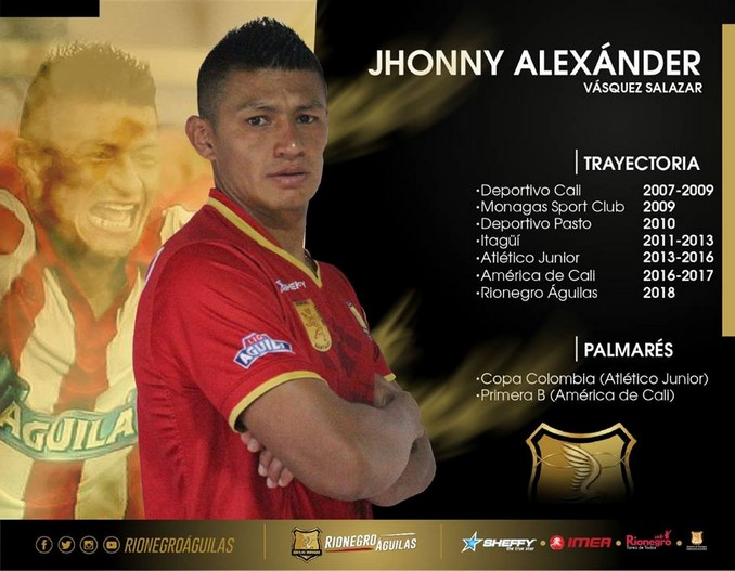 Jhonny Vasquez Rionegro