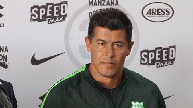 Jorge Almiron entrenador Atletico Nacional 2