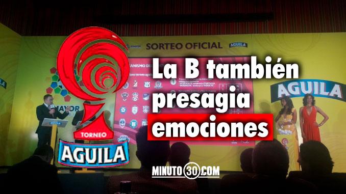 La Dimayor dio a conocer la programacion del Torneo Aguila1