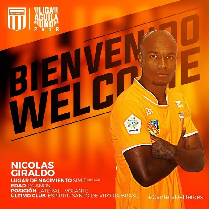 Nicolas Giraldo Envigado