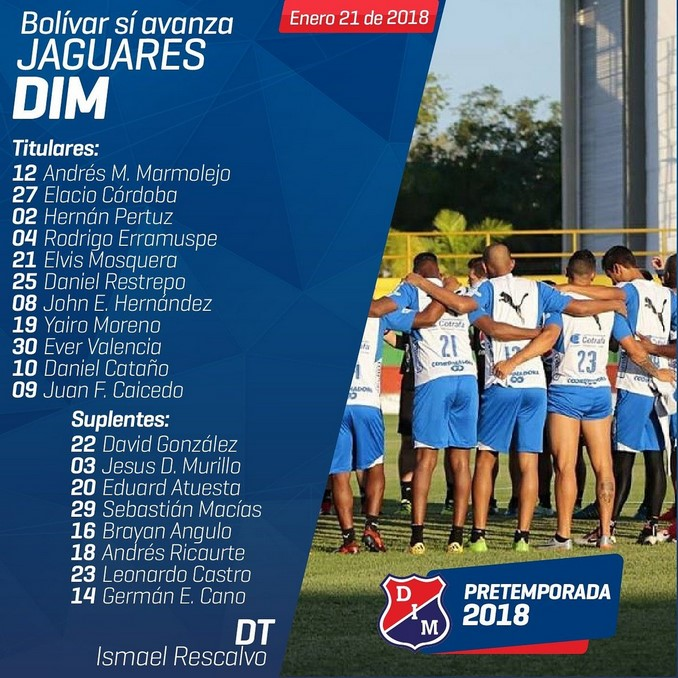 Nomina Independiente con Jaguares