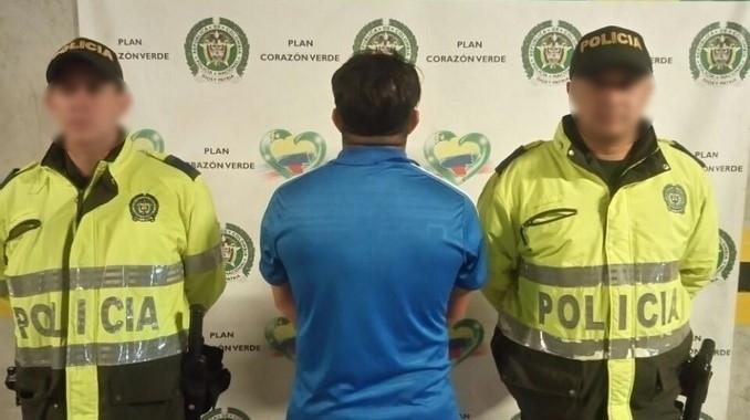 Capturaron a hombre en el barrio Buenos Aires requerido por cuatro delitos