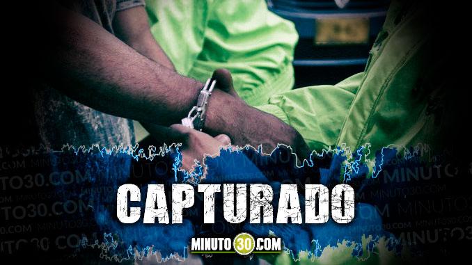 capturado detenido