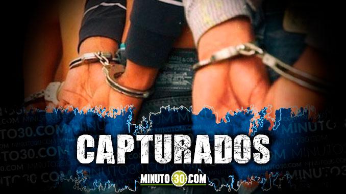 capturados detenidos 3