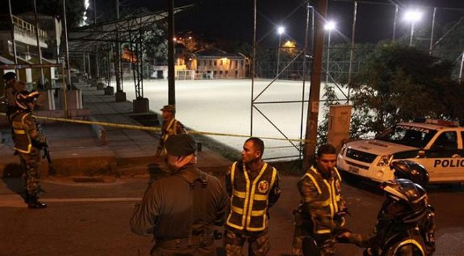 Masacre cancha La Maracaná Castilla