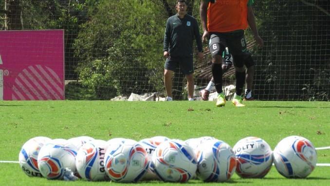 nacional entrenamiento