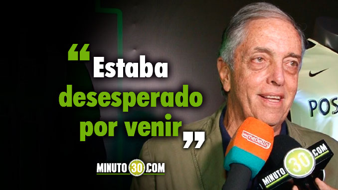 678 Andres Botero confirmo que se le cayo un negocio a Nacional