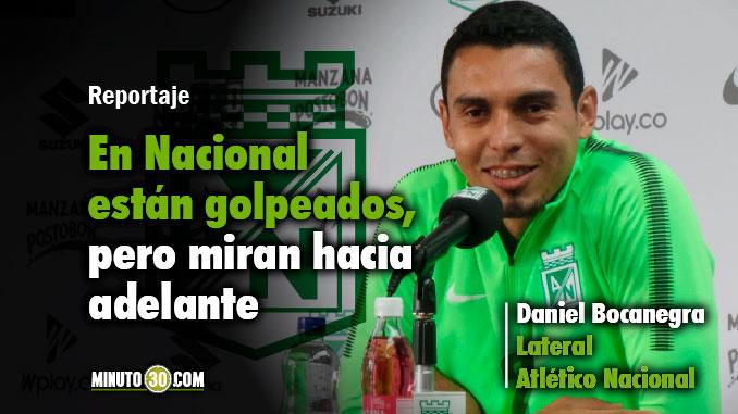 678 Daniel Bocanegra esta listo para jugar en otra posicion si asi lo decide Almiron