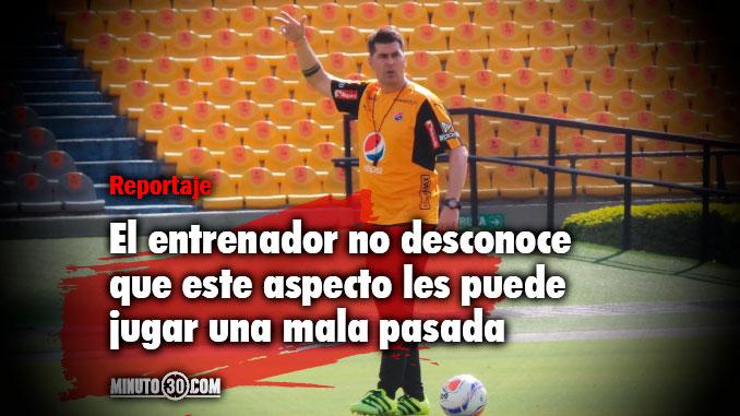 678 Independiente Medellin trabaja para adaptarse a la altura en su proximo partido