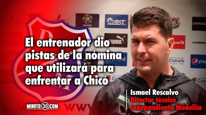 678 Ismael Rescalvo anuncio novedades entre los viajeros del DIM hacia Tunja