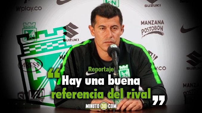 678 Jorge Almiron prepara su debut en la Liga aguila